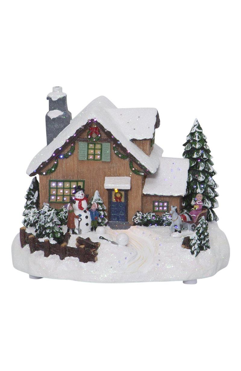 Joulukoriste talo Winterville