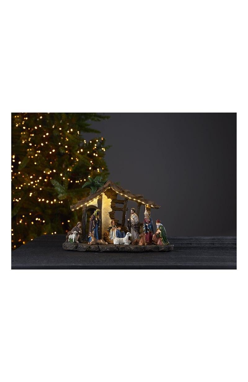 Joulukoristeet Krubba