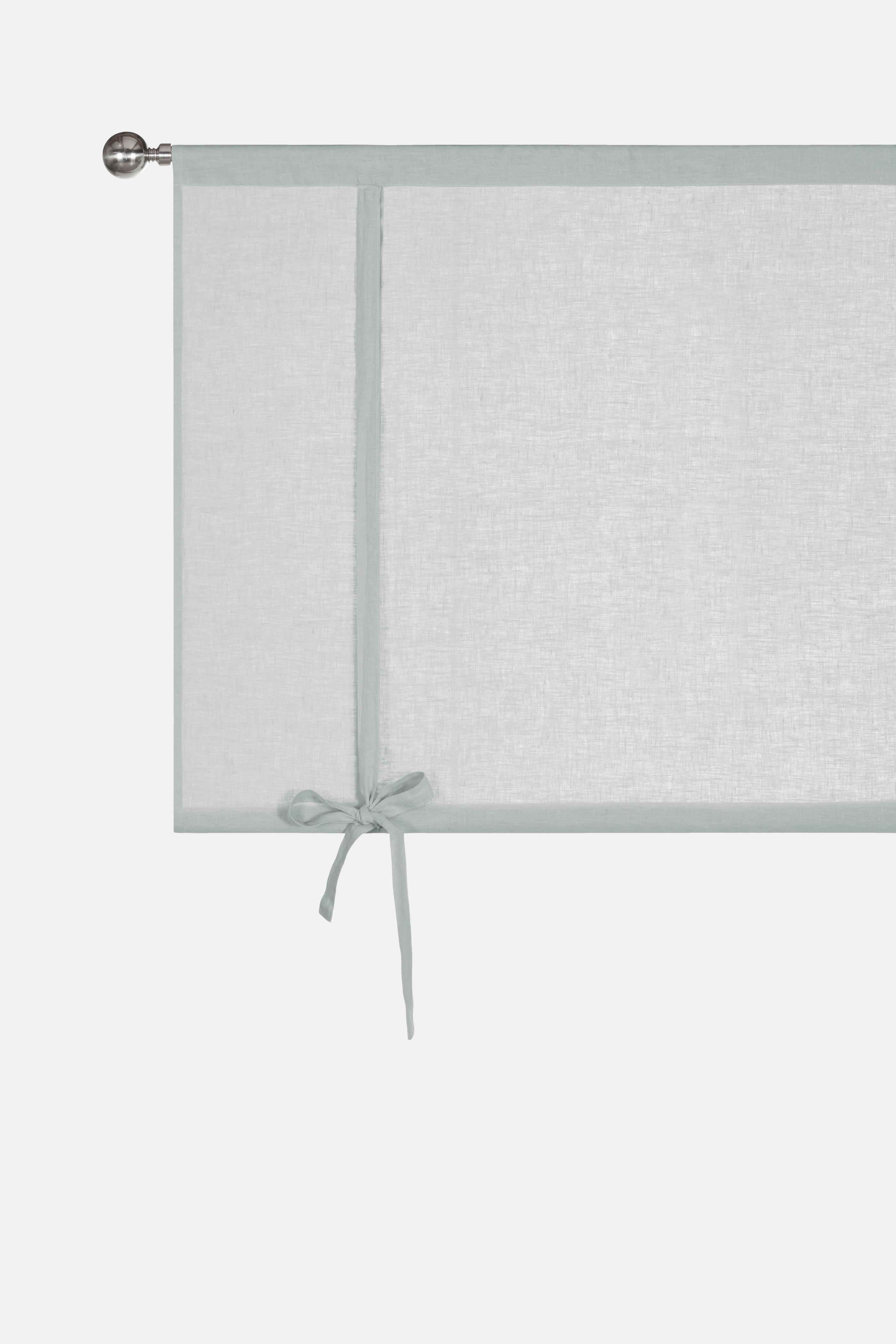 Laskosverho pellavaa
