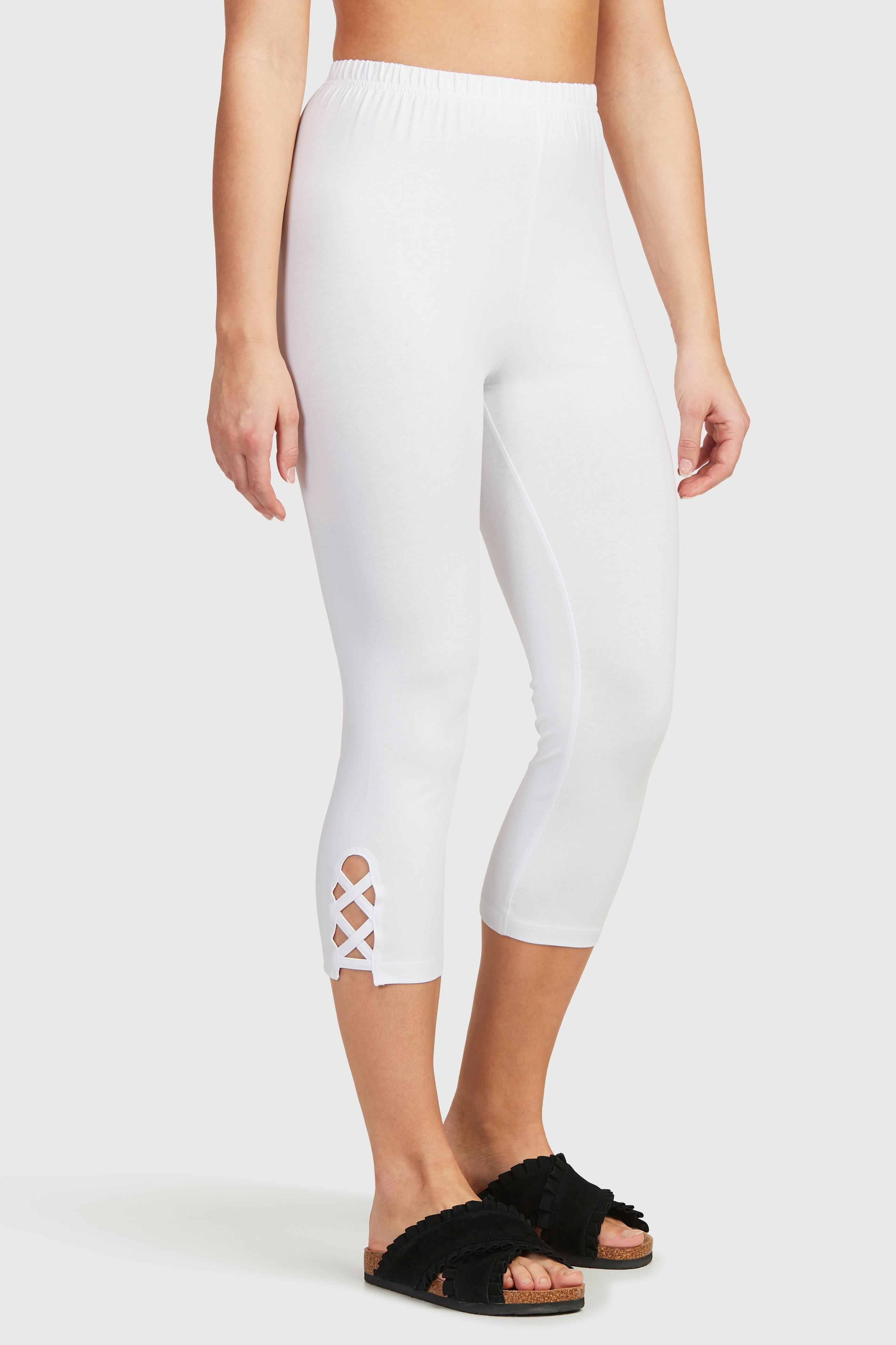 Capripituiset leggingsit 2 kpl/pakkaus