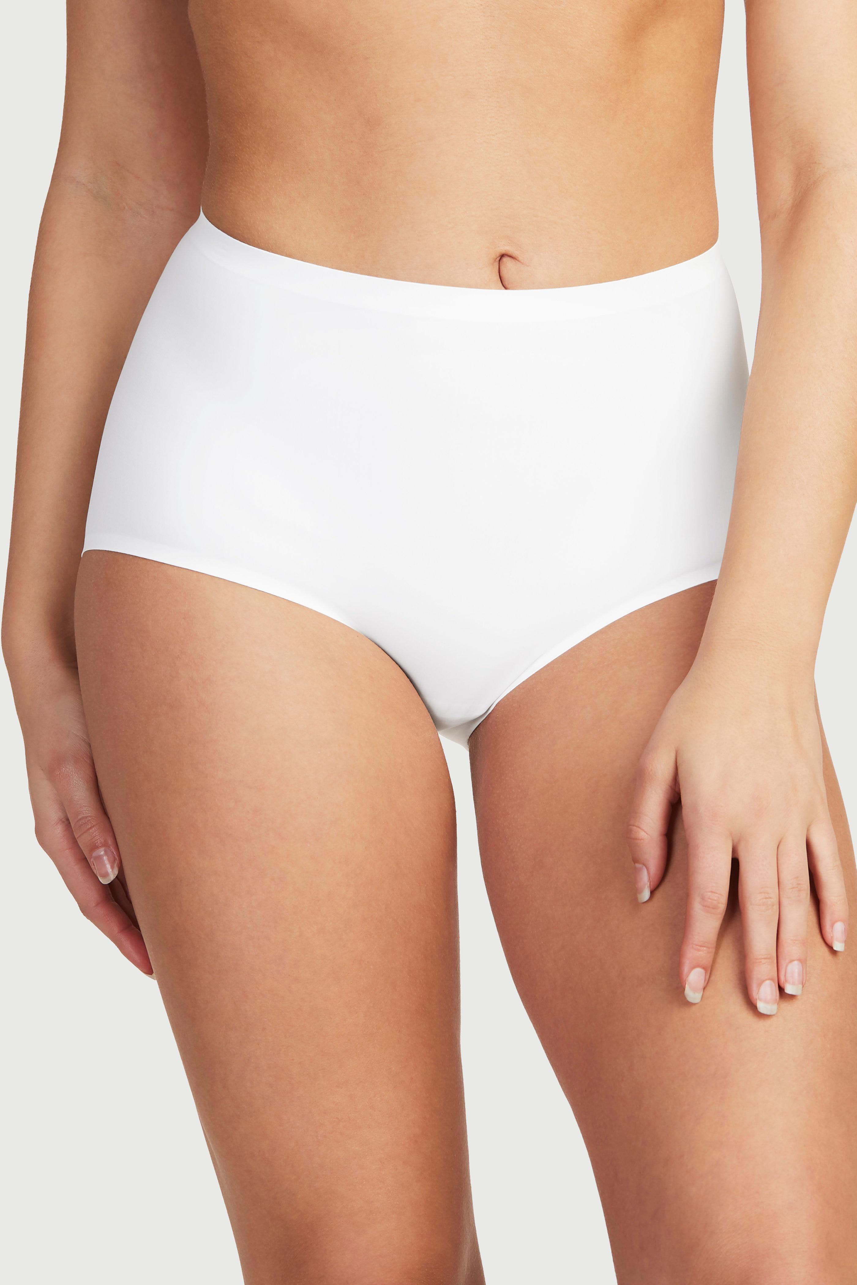 Saumattomat korkeavyötäröiset alushousut 3 kpl/pakkaus