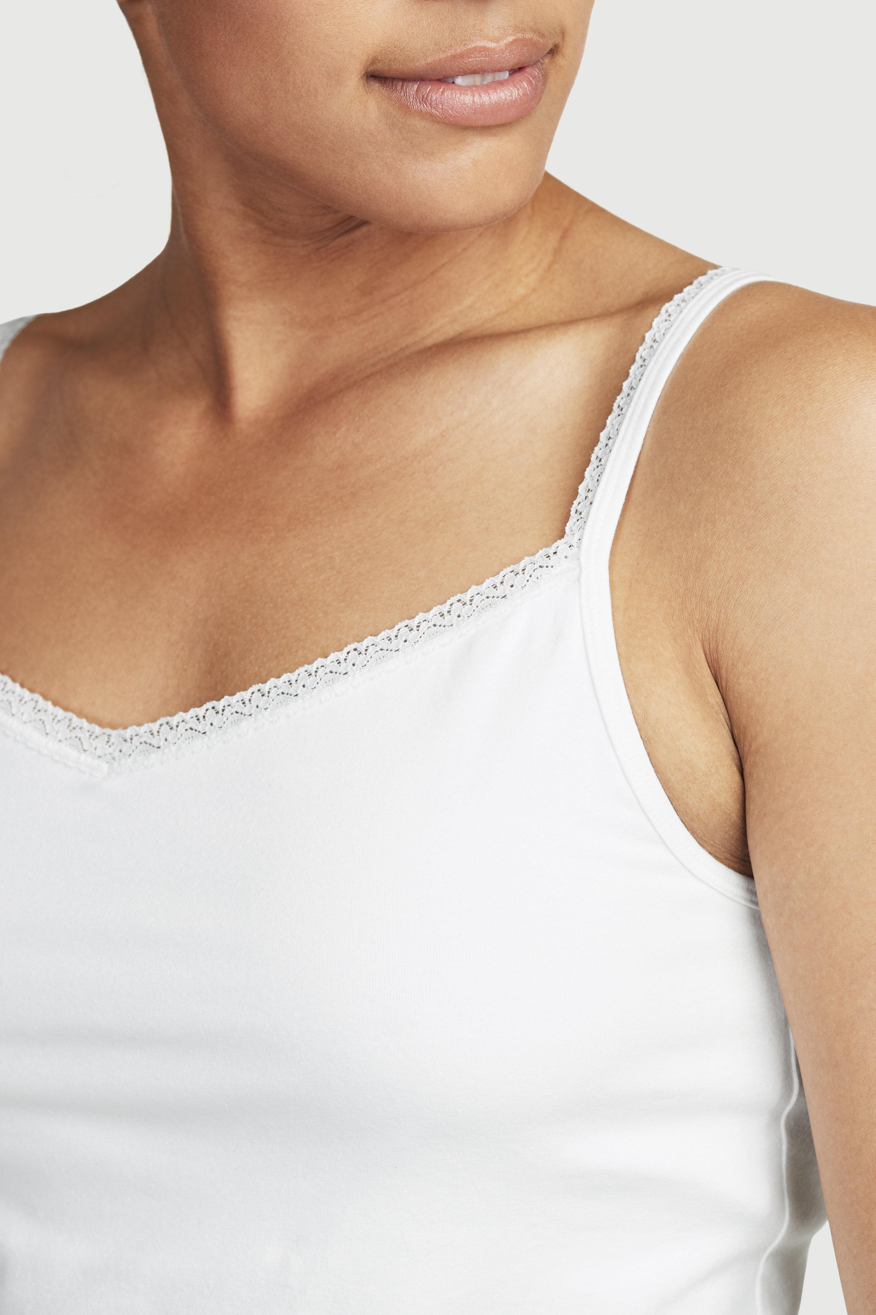 Toppi sisäänrakennetulla rintaliivitopilla 2 kpl/pakkaus
